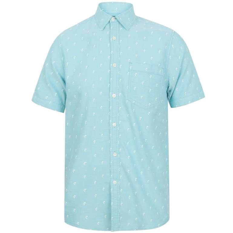 Tokyo Laundry Stretton Herren Hemd Mint Oxford für 8,45€ inkl. Versand (statt 25€)