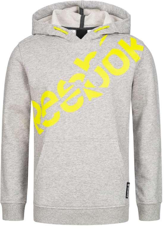 Reebok OTH Kinder Kapuzen Sweatshirt in grau für 22,94€inkl. Versand (statt 25€)