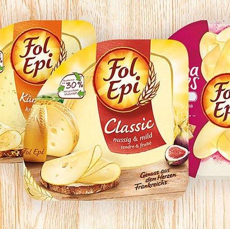 Fol Epi Käse kaufen und 3€ zurückbekommen oder für die Plastik Bank spenden