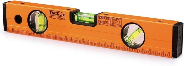 Tacklife MT-L03 magnetische Wasserwaage (30 cm) für 6,99€ inkl. Prime Versand (statt 12€)