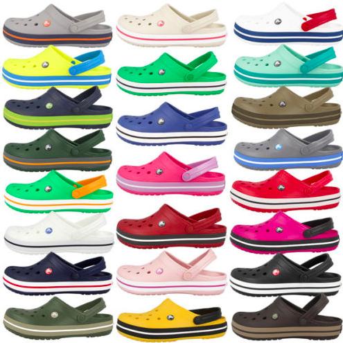 Verschiedene Crocs Crocband Schuhe für je 27,90€ inkl. Versand