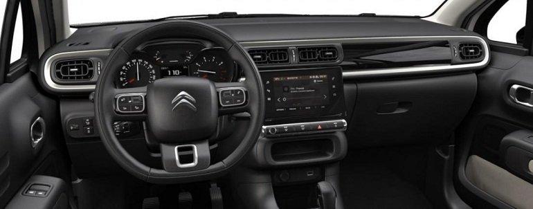 Citroën C3 Feel Leasing
